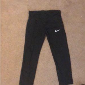 Nike Workout Pant cropped